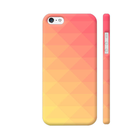 Triangles Pattern iPhone 5 / 5s Cover | Artist: Malls
