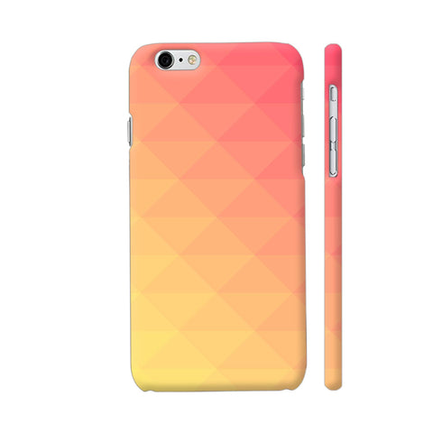 Triangles Pattern iPhone 6 / 6s Cover | Artist: Malls