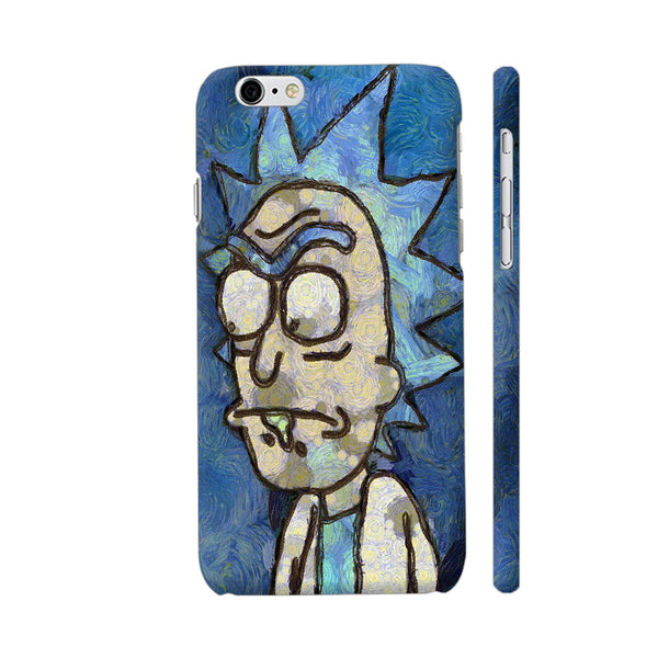 Trippy Rick 2 iPhone 6 / 6s Cover | Artist: Comic Fries