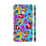 Tropical Fishes Cartoon Pattern Xiaomi Mi Max Cover | Artist: BluedarkArt