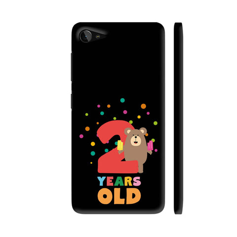 Two Years Second Birthday Party Grizzly Lenovo Z2 Plus Cover | Artist: Torben