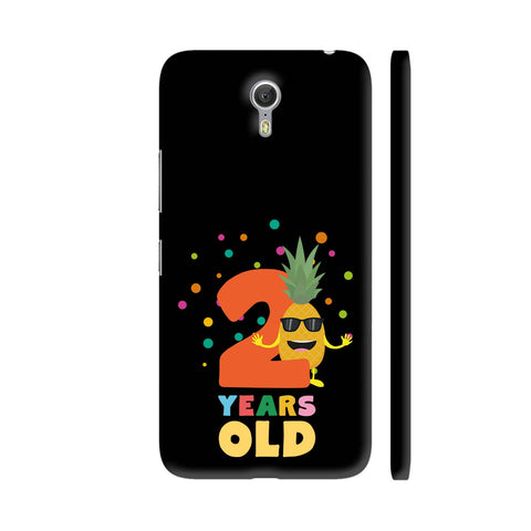 Two Years Second Birthday Party Pineapple Lenovo Zuk 1 Cover | Artist: Torben