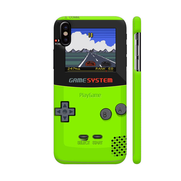 Video Game Controller iPhone X Cover | Artist: Ashish Singh
