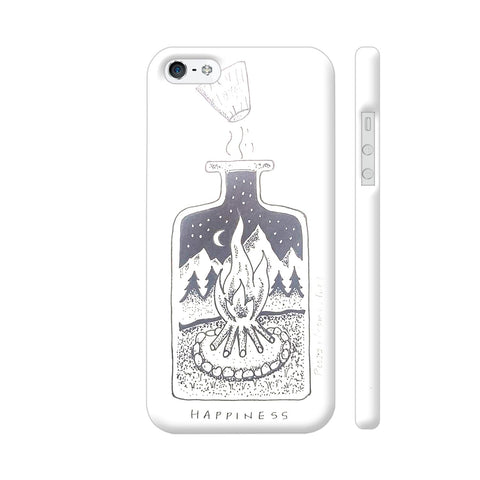 Wanderer iPhone 5 / 5s Cover | Artist: Comic Fries