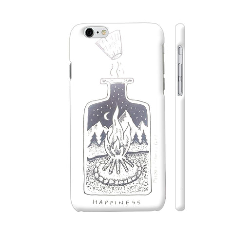 Wanderer iPhone 6 Plus / 6s Plus Cover | Artist: Comic Fries