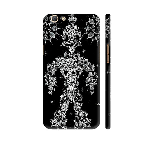 Warrior Oppo F3 Cover | Artist: Avneeth Srikrishna