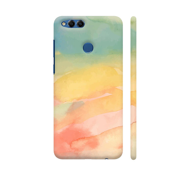 Water Color Huawei Honor 7X Cover | Artist: Neeja Shah
