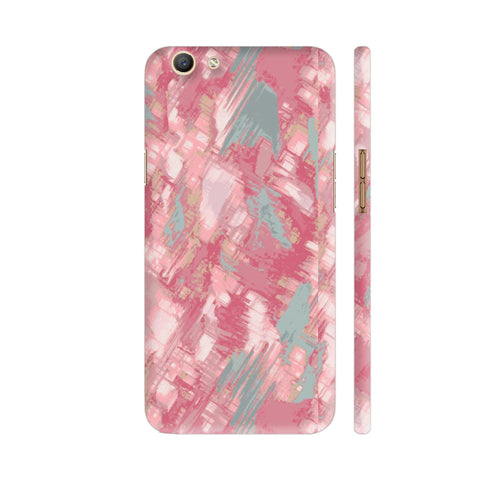 Water Paint Design Oppo F3 Cover | Artist: Koli