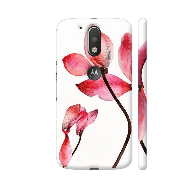 Watercolor Orchid Moto G4 / Moto G4 Plus Cover | Artist: ArtistEdition