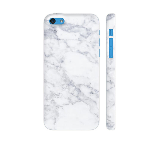 White Marble iPhone 5c Cover | Artist: Abhinav