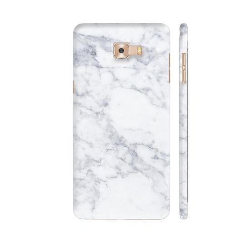 Colorpur White Marble Samsung Galaxy C7 Pro