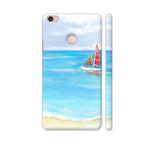 Yacht Illustration Xiaomi Mi Max Case