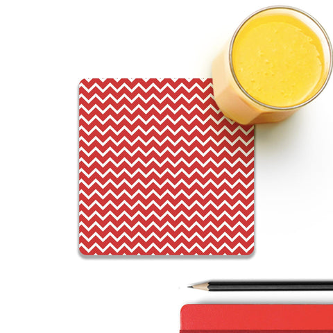 Zigzag Red Coaster