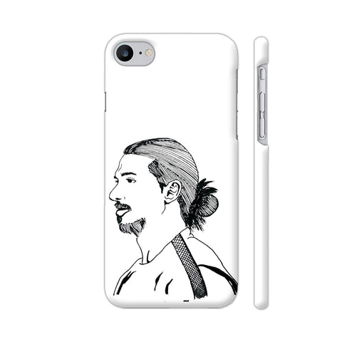 Zlatan Ibrahimovic Portrait Apple iPhone 7 Case