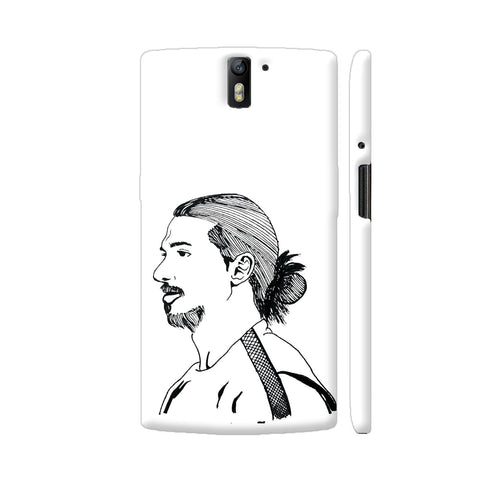 Zlatan Ibrahimovic Portrait OnePlus One Case