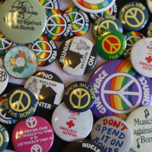 Vintage CND Badges - Lucky Dip!