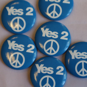 Yes 2 Badge