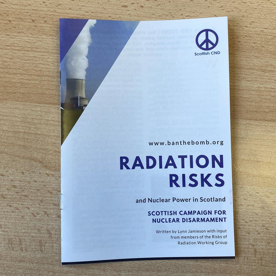 Radiation Risks Report