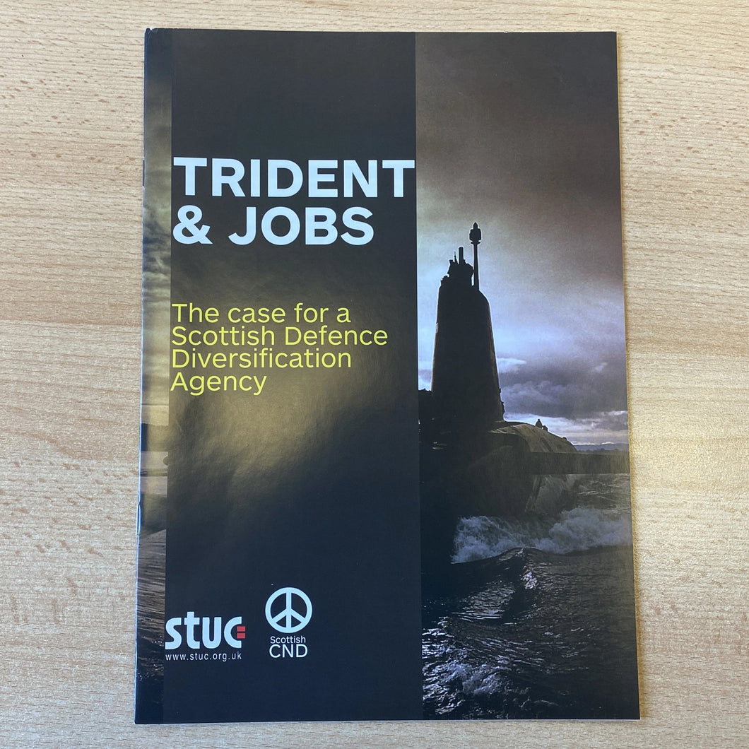 Trident and Jobs