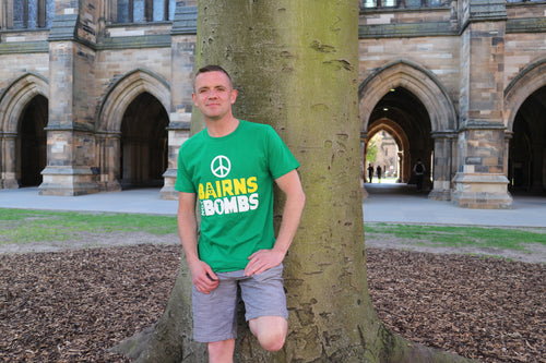 Bairns Not Bombs T-Shirt