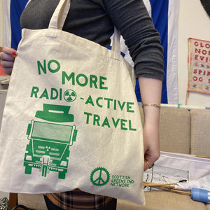 Scottish Greens CND Tote Bag