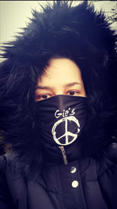 Gie's Peace Face Mask