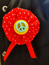 Load image into Gallery viewer, Peace Rosette - Lucky Dip