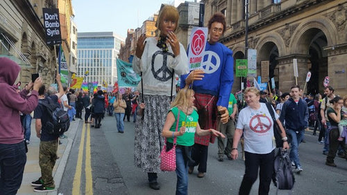 Join Scottish CND