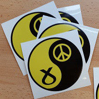 SNP CND car/window sticker