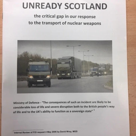 Unready Scotland by Nukewatch