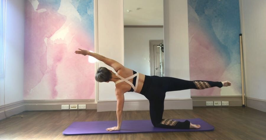 EnergiseME BEST 4 PILATES MOVES FOR CORE STRENGTH & POSTURE