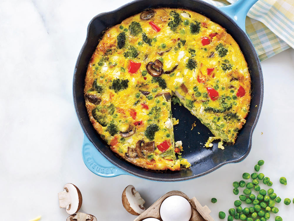 BREAKFASTS TO ENERGISE YOUR DAY