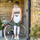 Boheme Open Back Active Vest