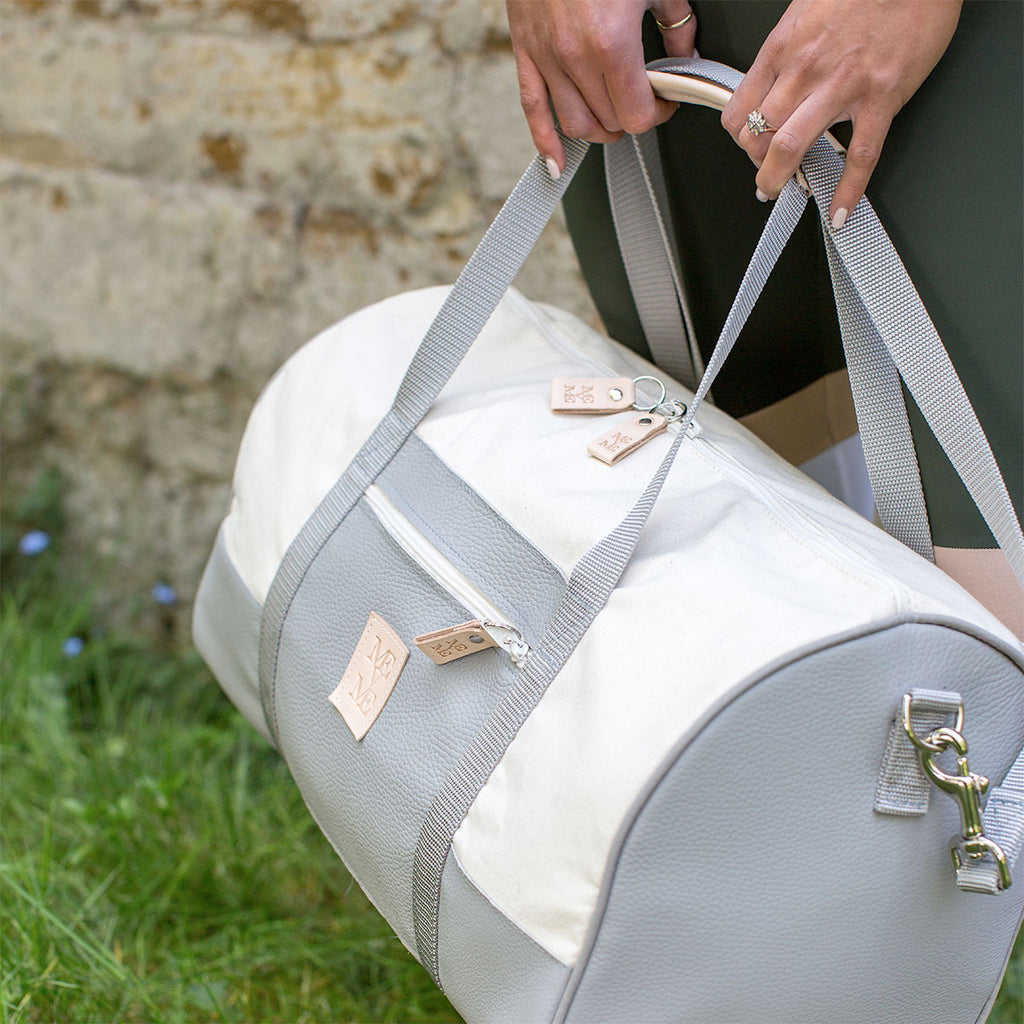 Luxe Sports Holdall