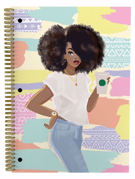 Friends Large Notebook Set of 3 - Nicholle Kobi