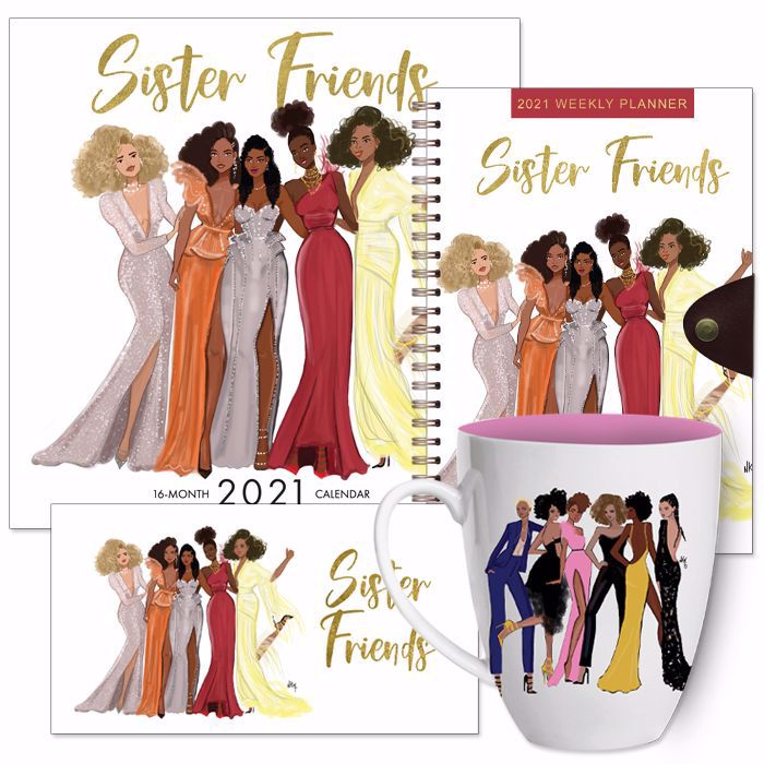 Sisters friends Gift Set