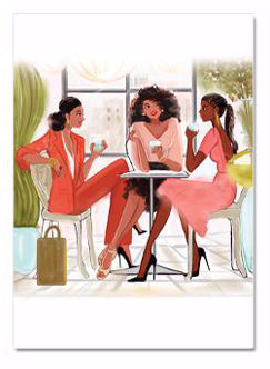 """ Encouragement Your Sisters ""