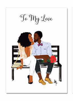 """ To My Love ""