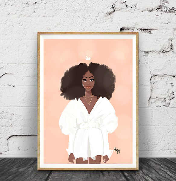 Dare to be different Poster / Art Print - Nicholle Kobi