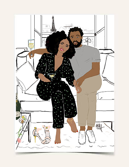 """Baecation in Paris"" 