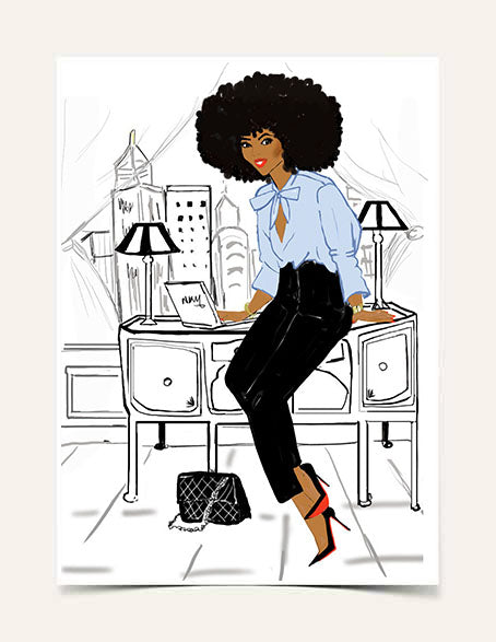 """Girl Boss"" 