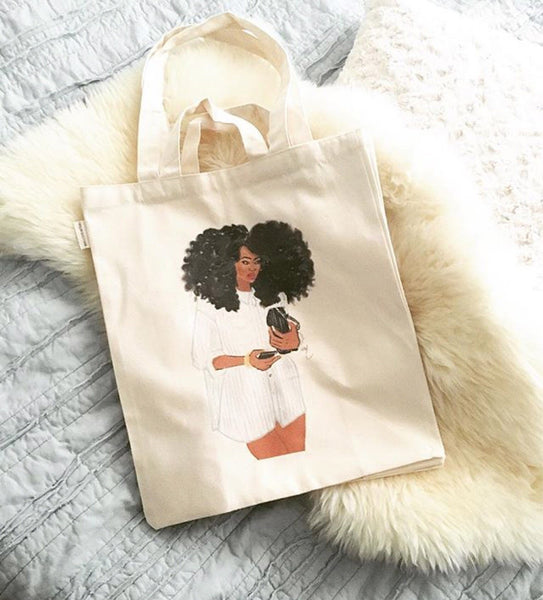 Brown beauty | Tote Bag