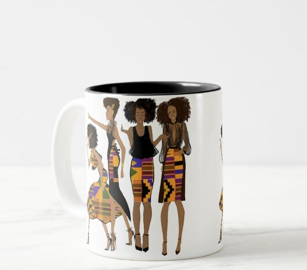 Girl Power | Mug - Nicholle Kobi