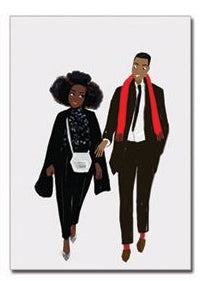 So Glad I Find The One | Greeting Card - Nicholle Kobi