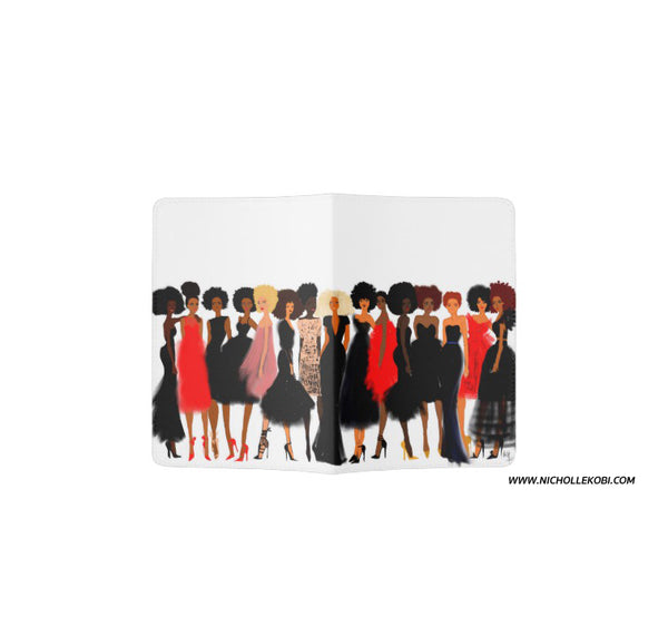 Shades of Excellence Passport Holder - Nicholle Kobi