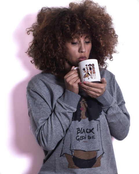 Black girls Mug - Nicholle Kobi