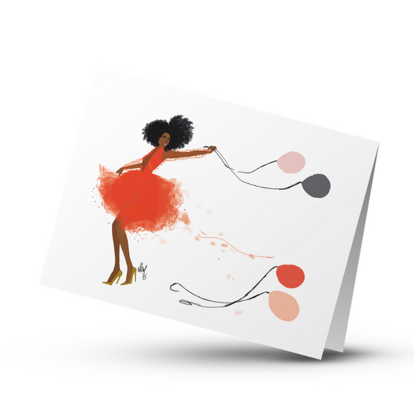 """Joie et Ballons""
