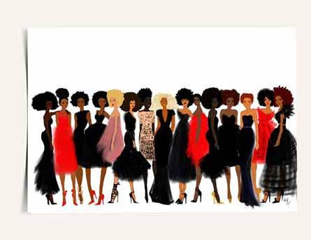 """Shades Of Excellence"" 
