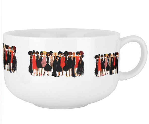 Soup Mug Shade Of Excellence - Nicholle Kobi