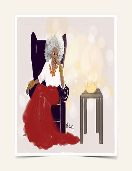 """Queen Mother"" 